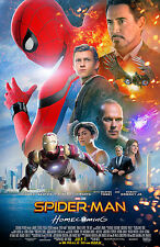 "Spider-Man - Homecoming (11"" x 17"") Movie Collector's Poster Print (T4) - B2G1F"