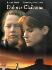 Dolores Claiborne DVD 1995 Stephen King Psychological Horror Drama Classic