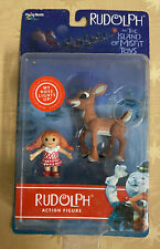 Rudolph and The Island of Misfit Toys Rudolph Action Figure 2001 New in Box