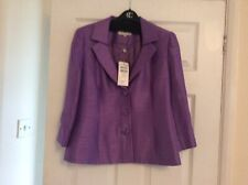 Country Casuals Wisteria Jacket Size 12- Ideal for a Wedding