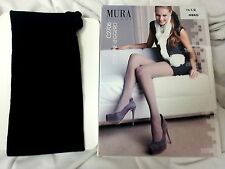 Mura Collant Light melange Cotton Tights Stocking - Made in Italy