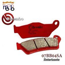 PASTICCHE BREMBO ANTERIORI HUSQVARNA SM 125 1998 07BB04SA