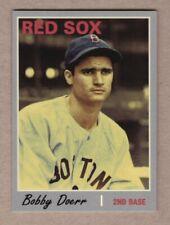 BOBBY DOERR '44 BOSTON RED SOX MONARCH CORONA CLASSIC SERIES #11