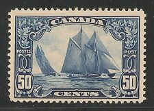 Canada #158 Extremely Fine MNH - 1929 50c Bluenose
