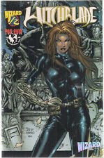 WITCHBLADE #1/2 (Wizard limited edition w/certificate) Top Cow Comics FINE
