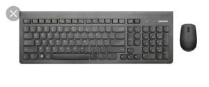 Lenovo wired keyboard and mouse