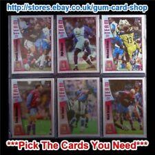 Cromos de fútbol de coleccionismo originales Premier League, temporada 1997