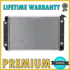 Brand New Premium Radiator for 1990 Chevrolet Celebrity 3.1L V6 w/ A/C AT MT