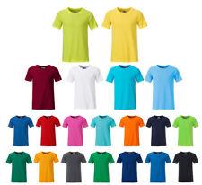 T-Shirt Col Rond Basic Tee Bio Coton