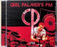 CARL PALMER'S PM- 1PM CD (NEW Prog Rock 2008) Emerson Lake & Palmer ELP Solo