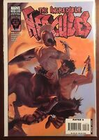 The Incredible Hercules issue #115 Marko Djurdjevic Variant NM Greg Pak