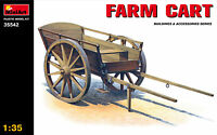 MiniArt 1/35 35542 Farm Cart (WWII Military Diorama)
