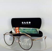 Brand New Authentic Garrett Leight California Eyeglasses WILSON Pink