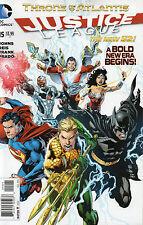 Justice League #15 (NM)`13 Johns/ Reis