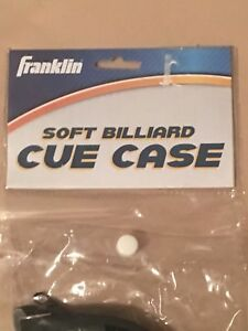 Soft Billiard Cue Case