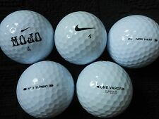 """20  NIKE  """"MIXED MODELS"""" -  Golf Balls - """"PEARL/A""""  Grades."""