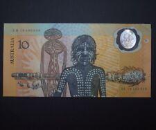 1988 Australian $10 (ten dollar) Johnston Fraser 1st Yr Polymer Note R310b AB18