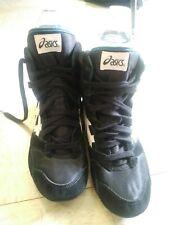 RARE Asics Reflex Tigers Wrestling Shoes Size 8.5 Vintage