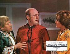 BOURVIL LA GRANDE LESSIVE MOCKY 1968 VINTAGE LOBBY CARD #5