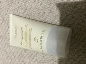AVEDA Beautifying Creme Cleansing Oil 125ml new with organic lavender non drying