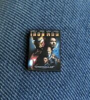 Iron Man DVD Case Diorama PROP ONLY Mezco, Marvel Legends, NECA 1/12