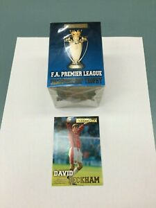 1996-97 Merlin's Gold EPL Soccer Card FULL SET (161)EXCEL-Inc.#92 David Beckham