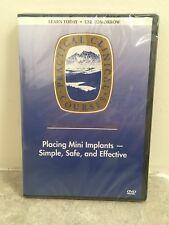 Placing Mini Implants (V2360) Gordon J Christensen PCC DVD