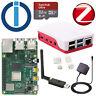 Smarthome Server Raspberry Pi 4 Modell B 4GB mit ioBroker + ZigBee mit Antenne