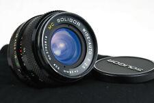 Canon FD Soligor 2,5 !  28mm RARE  guter Zustand ( NEX / OMD / A7 / NX )