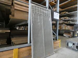 Sichtschutzzaun Azur Zaun Holz grau Kiefer KDI verschiedene Elemente Restposten