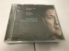 Nicholas Phan and Myra Huang - Gods and Monsters Brahms Schubert Wolf New Cd