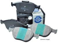 Brake Pads Set fits MERCEDES C220 2.2D Rear 97 to 08 0024207420 24207120 Juratek