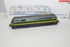 Märklin 3467 Delta Numérique Locomotive Diesel Série 55 Sncb Échelle H0 Ovp