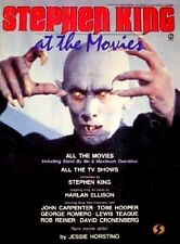 Stephen King at the Movies - Softcover 1st PRINT 1986