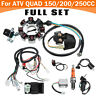 Full Electric CDI Coil Wire Wiring Harness Stator Loom For ATV QUAD
