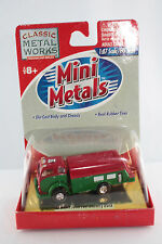 Classic Metal Works CMW '53 1953 White 3000 Fuel Truck Tankwagen 1/87 H0 in OVP