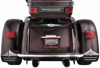 HardDrive Side Light Lens Smoke 820-0389 for King Tour Pak 1987-2006