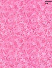 Filigree Echo Tonal cotton fabric BTY Timeless Treasures Bubblegum Pink