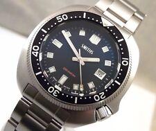 Timefactors Smiths PRS-68 Seiko 6105 Deep Sea Diver Homage Automatic Watch 2014