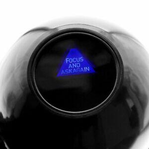 Magic 8 Ball fortune teller gadget