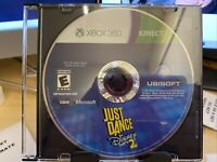 Just Dance Disney Party 2( Microsoft XBOX 360) 2015 Disc Only
