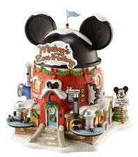 Department 56 Disney Village Mickey's Ears Factory Building Figurine 4020206 New