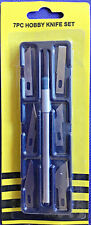 Hobby Knife Set with 6 blades - Modelling/Hobby/Crafting, Sculpting Knife