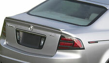 UNPAINTED REAR WING SPOILER FOR AN ACURA TL LIP FACTORY STYLE 2004-2008