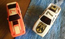 VINTAGE 1984 FIERO RACING CARS BY PLAYSKOOL MADE IN HONG KONG