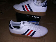 NEW $65 Mens Adidas Cloudfoam Grand Court Tennis Shoes, size 13