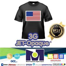 """Neenah 3G Jet Opaque Heat Transfer Paper for Dark Colors 8.5""""x11"""" (50 sheets)"""