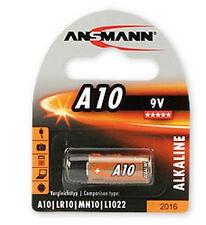 ANSMANN A10 9 V Alkaline Battery