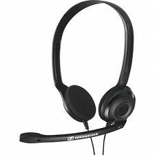 Sennheiser PC 3 CHAT On-Ear Headsets Internet Calls Music Games