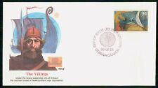 MayfairStamps Canada Fdc 1986 The Vikings Leif Erikson Fleetwood First Day Cover
